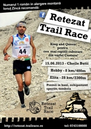 Retezat Trail Race 2013